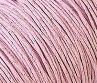 10M Pink Waxed Cotton cord 1.0mm